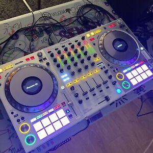 Used Pioneer DDJ-1000SRT-W DJ Controller Limited White Edition Serato + Case