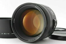 [Mint] Minolta AF 85mm f/1.4 G Lens Sony Alpha A Mount from JAPAN 930