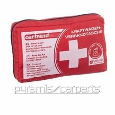 NEU 1x Cartrend 7730042 Auto Verbandtasche rot, DIN 13164 (€11,95/Einheit)