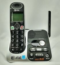 AT&T DECT 6.0 Cordless Handset Home Phone Digital Answering System TL32100