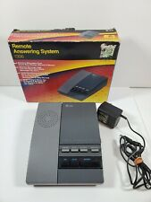Vintage AT&T Remote Answering System Machine #1306 With Box - untested
