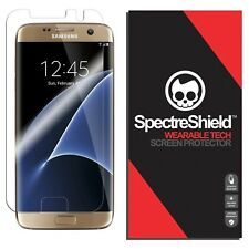 Spectre Shield for Galaxy S7 Edge Screen Protector (Military-Grade) Flexible ...
