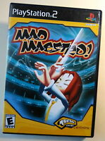 ✅ Mad Maestro (Sony PlayStation 2, 2002) Complete with Manual