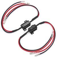 2x Widerstand Leistungswiderstand 25W Lastwiderstand LED Mini Blinker 6 Ohm