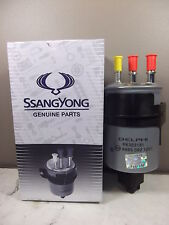 GENUINE SSANGYONG STAVIC MPV A100 SERIES 2.7L TURBO DIESEL FUEL FILTER