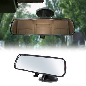 Universal Car Suction Cup Mirror Rear View Wide Angle Rearview Baby Blind Spot