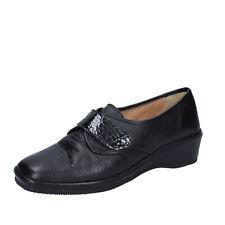 scarpe donna SUSIMODA 35 EU classiche nero vernice pelle BR341-35
