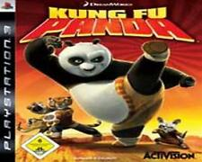 PlayStation 3 kung fu panda alemán impecable