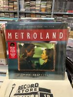 Metroland LP Mark Knopfler Dire Straits Clear Vinyl RSD 2020 Sealed