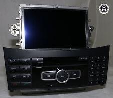 Mercedes Comand NTG 4.5 online CLS X218 S212 63 AMG 4Matic Monitor Navi