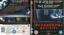 Paranormal Activity (Blu-ray, 2010) free delivery!!  new / sealed!!