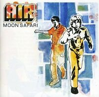 Air (French Band) Moon safari (1998) [CD]