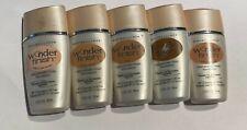 Maybelline Wonder Finish Liquid-to-Powder Foundation SPF 15 Sunscreen/oil free