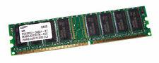 Samsung M368L3223ETM-CCC (256MB DDR PC3200U 400MHz DIMM 184-pin) Memory