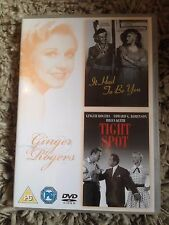 It Had To Be You / Tight Spot starring Ginger Rogers (2-Disc DVD)