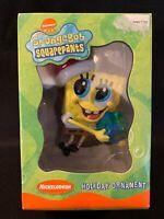 SpongeBob SquarePants Nickelodeon Christmas Tree Ornament 2003 Kurt Adler
