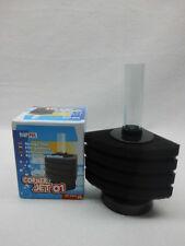 HapPet Corner Jet 01 Schwammfilter Innenfilter für Aquarium  bis 30  Liter