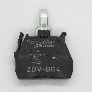 SCHNEIDER RED LIGHT BLOCK, HEAD Ø22 INTEGRAL LED 24...120V - ZBVBG4