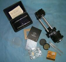 Assorted parts, bits and pieces for photography