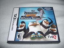 The Penguins of Madagascar: Dr. Blowhole Returns - Again (Nintendo DS, 2011)