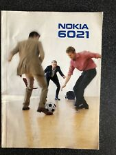 Notice Utilisation Nokia 6021