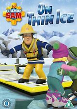 Fireman Sam: On Thin Ice [DVD]  Brand new and sealed
