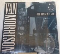"VAN MORRISON⚠️Unplayed⚠️1994-12"" Vyl DoLP-Too Long In Exile/polydor/exil5192191"