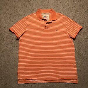 Polo Ralph Lauren Jeans Company Polo Shirt Orange Size XL