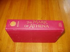 Novel - The Mark of Athena     1st Edition         Free Shipping