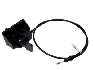(1)NEW GENUINE OEM FORD 2009-2014 F-150 Hood-Latch Lock Release Cable AL3Z16916A
