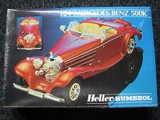 Heller Humbrol Mercedes-Benz 500K 1:24 (JS)