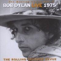 BOB DYLAN - BOB DYLAN LIVE 1975: BOOTLEG SERIES VOL.5 2 CD  22 TRACKS NEW+