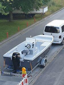Ungarisches Trimaran/Katam. Fischer/Angelboot, Big Corallo 6 CC/SC NEU NEU NEU !
