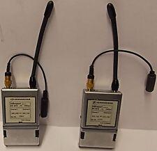2 Stück Sennheiser Mikroport EK 2012 Receiver HiDyn                           jh