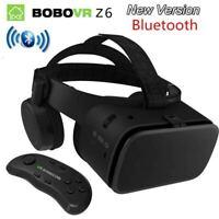 Wireless Bluetooth BOBOVR Z6 3D VR Headset Glasses Virtual Reality With Remote