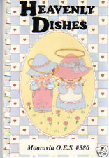 *MONROVIA IN 1993 INDIANA COOK BOOK *OES *ORDER EASTERN STAR *HEAVENLY DISHES