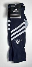 Adidas Soccer Socks Black Grey Medium Sz 5-8.5