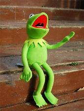 "New Kermit Sesame Street Muppets Kermit the Frog Toy plush 18"" Kids Xmas Gift"