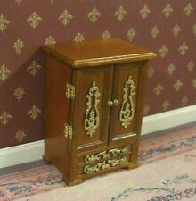 SIDE  CABINET ~ BESPAQ ~ Dollhouse Mini ~ 1:12 scale ~ Custom Finish ~ Room Box