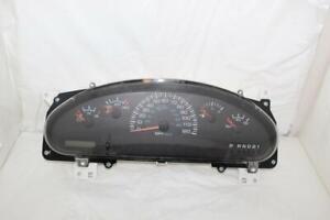 Speedometer Instrument Cluster Gauges 99 Dodge 1500 2500 3500 VAN 152,237 Miles
