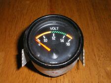 Porsche 924 voltmeter gauge