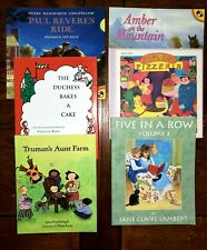 Five in a Row Vol 3 and five book bundle