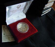 500 dinara 1981 - SPENS - Yugoslavia - Silver - in original box - 10 pcs