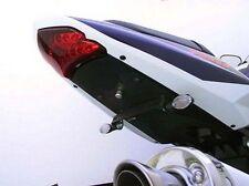 Carene, code e puntali nero posteriore per moto Suzuki