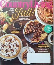 Country Living Magazine - Nov 2016 Your Best Thanksgiving