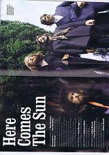 BEATLESoriginal19page magazine clipping