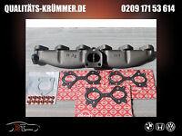 Auspuffkrümmer Abgaskrümmer für BMW e60 e61 E53 X5 X3 E65 525 530  116222481660