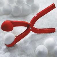 NEW! SNOWBALL MAKER - SNO BALLER - MAKES INSTANT SNOW BALLS - KEEPS HANDS WARM