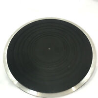 Technics SL-BD10 Turntable Platter & Rubber Mat