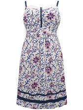 Joe Browns WHITE Printed Strappy Santorini Dress - Plus Size 12 to 32 RRP £39.00